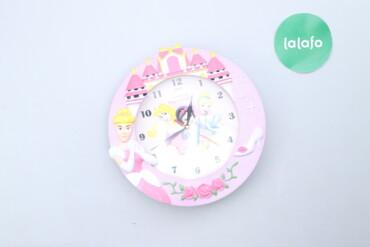 196 объявлений | ДОМ И САД: Годинник для дому з дизайном принцес Disney    Розмір: 23х23 см  Стан