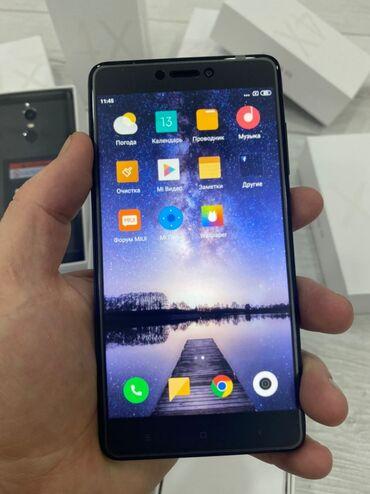 xiaomi redmi 4x аккумулятор купить в Кыргызстан: Новый Xiaomi Redmi Note 4X 32 ГБ Черный
