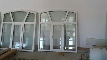 pencereler - Azərbaycan: Plastik pencereler.Cox qalin divari var Qiymet 130man unvan