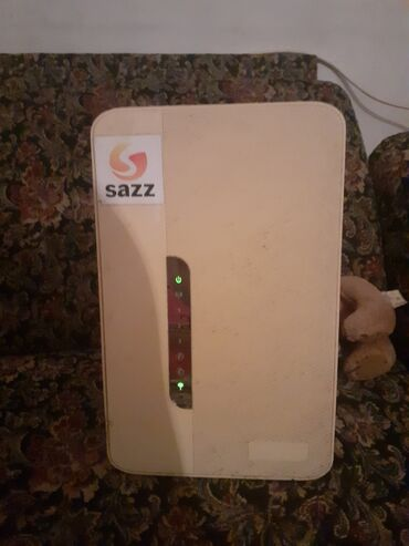 Sazz modem satilir