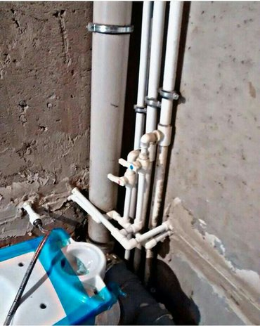 Сантехник. Сантехнические услуги. в Кара-Балта
