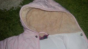Kanz jaknica za bebe, vel 62 - Sabac - slika 3