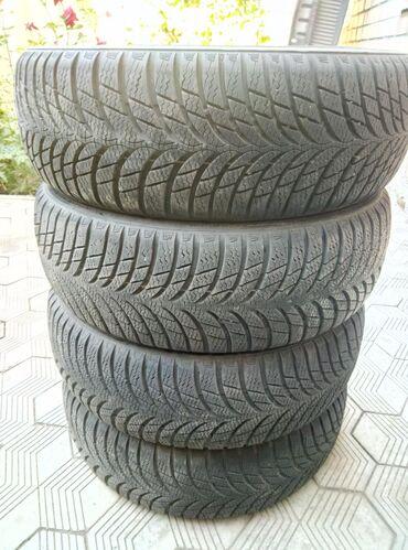 alfa romeo mito 14 tct в Кыргызстан: Комплект зимних корейских шин Marshal 175/65/14 на Mazda Demio Honda F