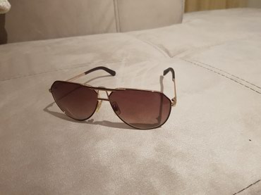 Γυαλιά ηλιου DISQUARED2 AVIATOR BROWN UNISEX  σε Plagiari