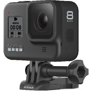 видеокамера sony z7 в Кыргызстан: В Наличии GoPro HERO 8 Black