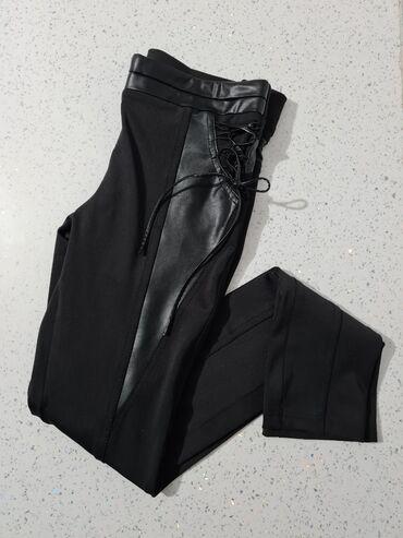 Pantalone lantis - Srbija: Elegantne pantalone SADOSAVeličina: 40Cena: 1000 dinaraMade in
