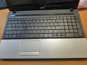 ssd 64 в Кыргызстан: Продаю ноутбук Acer: core i5 -3210 (2.5 Ghz), 4 gb озу, ssd 256 гб
