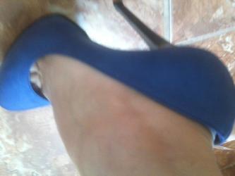 Farmerke-th - Srbija: Cipele na stiklu,jako udobne,cak iako je stikla 14cm.imaju