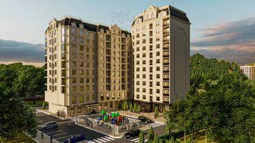 Продажа квартир - 9 - Бишкек: Продается квартира: Элитка, Филармония, 1 комната, 47 кв. м