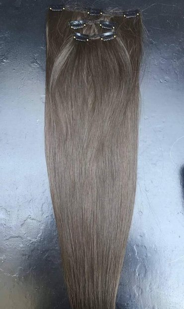 Kosa na klipse - Beograd: Nadogradnje za kosu na klipse (snalice)U svim bojama i nijansama