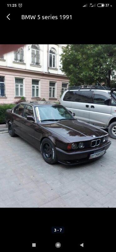 bmw-8-series в Кыргызстан: BMW 5 series 2.8 л. 1991