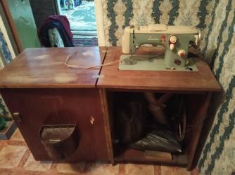 швейную машину juki в Кыргызстан: Продаю швейную машину Лада зигзак, швейную машину петельный, и