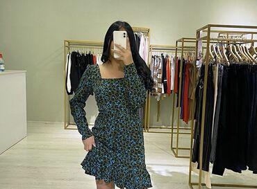 вечернее платье футляр в Кыргызстан: Платье футляр от манго размер Xs носила два раза продам за 1100 сом