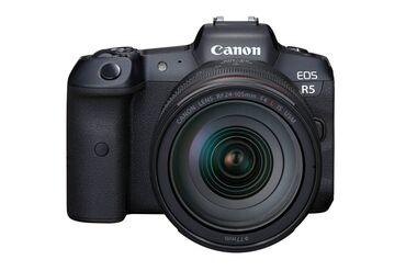Ηλεκτρονικά - Ελλαδα: Buy Canon EOS R5 Mirrorless Digital Camera with 24-105mm f/4L Lens