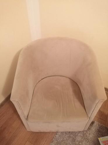 Fotelje | Srbija: Fotelje, malo koriscene u super stanju, dve fotelje, cena za obe 12000