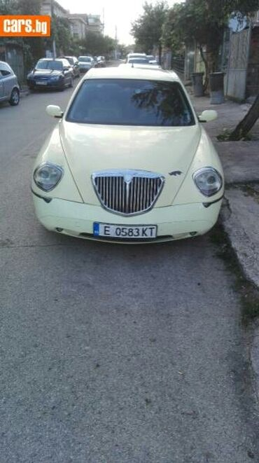 Lancia Thesis 2.4 l. 2009 | 365985 km