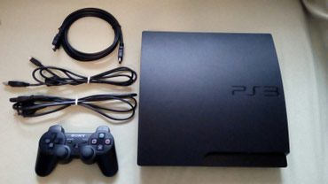 Sony PlayStation 3 Slim 160 GB (modovan+15 igrica) - Paracin