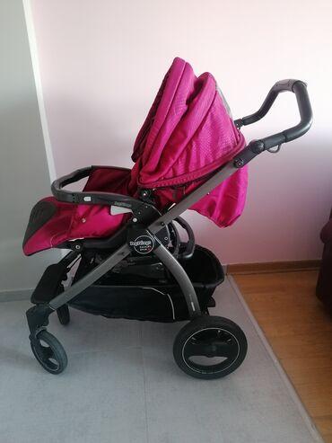 Kolica za decu - Srbija: Kolica za bebe Peg Perego koja se mogu koristiti za decu uzrasta od