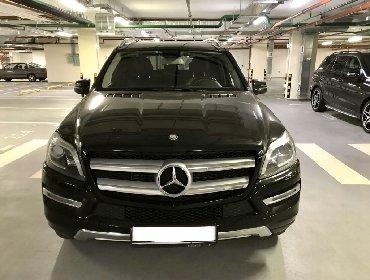 Mercedes-Benz в Кыргызстан: Mercedes-Benz GL-Class 3 л. 2014 | 200000 км