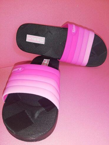 Ženska obuća | Novi Knezevac: 36 - 42 Gumene papuce za plazu