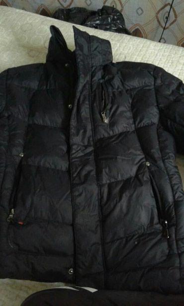 Мужская куртка 48 размер в Бишкек