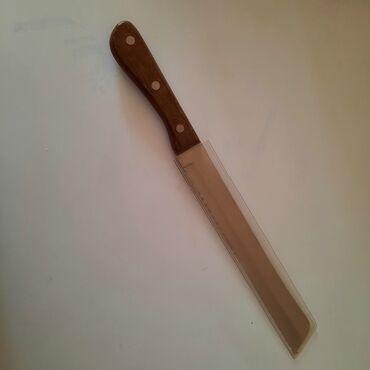 продам пластинки в Кыргызстан: Продаю нож ‐ пила, для нарезки хлеба. Новый. Размер : рукоятка ‐ 13
