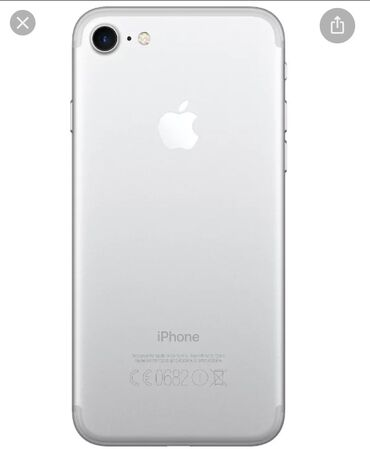 IPhone 7 32 ГБ Серый (Space Gray)