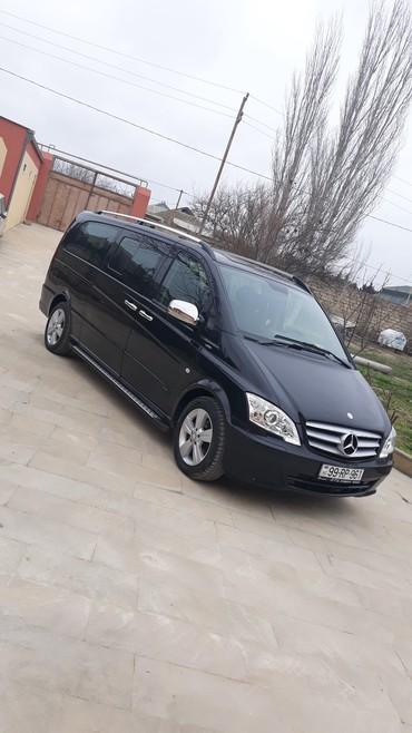 mercades vito - Azərbaycan: Mercedes-Benz Vito 2011