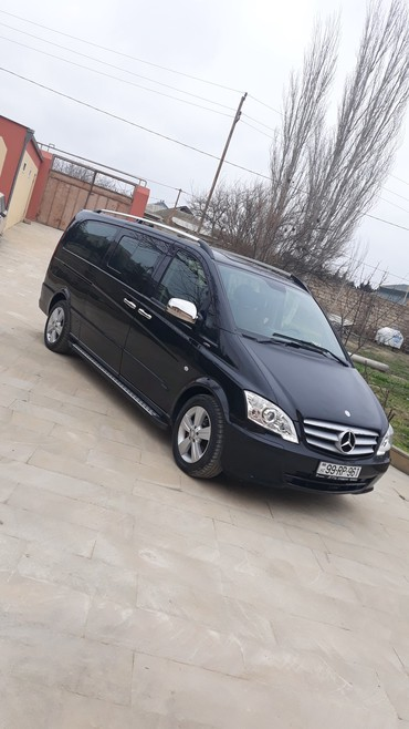 mercedes-vito - Azərbaycan: Mercedes-Benz Vito 2.2 l. 2011 | 370000 km