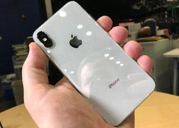 Bakı şəhərində x(edition) 6bizde elde edin. İphone x 64gb silver rengi.
