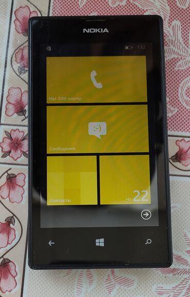 Nokia Lumia 520.Alınan günden kabroda işlenilib əla vəziyyətdədi