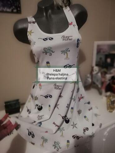 92 oglasa: Haljina H&M M VELIČINA puna elastina PreslatkaSavršeno stoji 1000