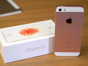 Iphone 5SE Rose Gold 64 Gb Телефон в отличном в Бишкек