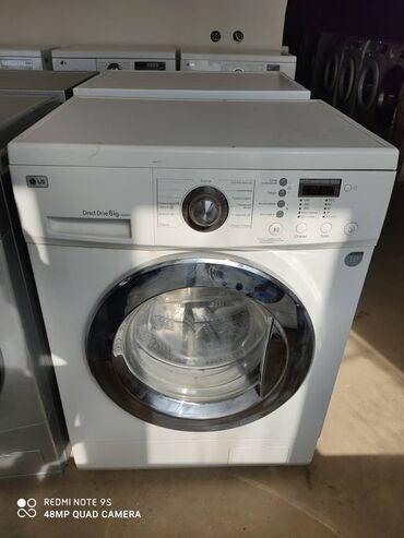 б у стиральная в Кыргызстан: Стиральная Машина LG 6 кг