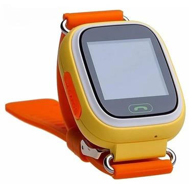 Смарт часы    Детские смарт часы Prolike PLSW90.   Диагональ экрана 1