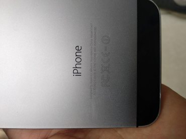 Apple Iphone 5s 16gb space gray в Шопоков - фото 3