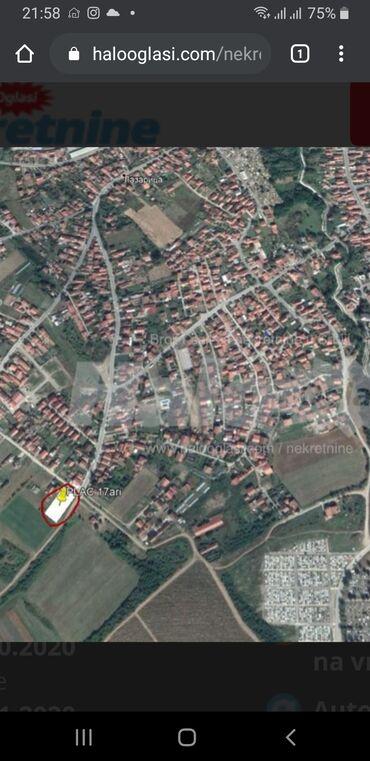 Nekretnine - Srbija: Na prodaju 17 ares Građevinarstvo Vlasnik