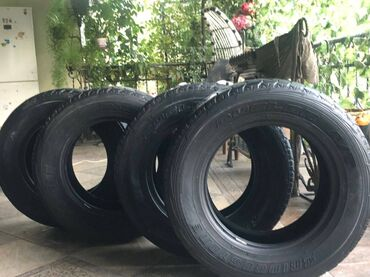 Продаю шины bridgestone 265/65/17 комплект