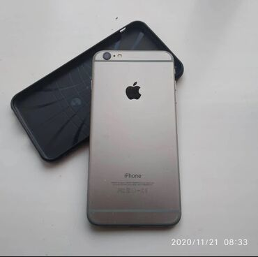 IPhone 6 Plus 64 ГБ Серый (Space Gray)