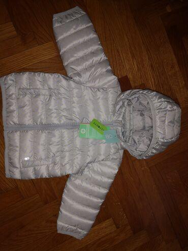 Za decu - Srbija: NOVO. OBAIBI, prolece /jesen jaknica, vel. 12mes