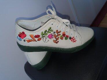 Ženska obuća | Novi Becej: Cipelice kao nove br. 40 KOZA