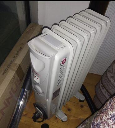 Təcili radiator satılır. Heç bir problemi yoxdu. Evda kombi olduöu