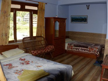 Green Peace Resort is Located North of Lake side 900 meter out from in Pokhara - photo 3