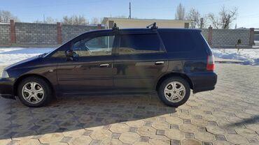 Honda Odyssey 2.3 л. 2003 | 300 км