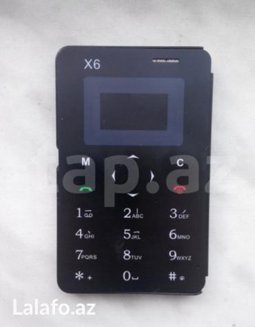 Bakı şəhərində Aiek x6 работает,батарейка и динамик