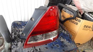 Другая автоэлектроника - Кыргызстан: Хонда одиссей rb1, rb2. 6 год. Задний правый фонарь. Имеется