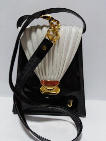 Odelo - Srbija: JELENA kožna torba,prirodna vrhunska kvalitetna koža,kombinacija lak