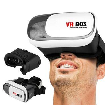 Реалистичная - Кыргызстан: VR BOX очки вертуальной реальностиНовыйе!!!Преимущества VR BOXвысокое