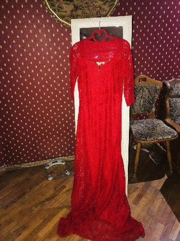 Dress Ziyafət Novella Sharm XL