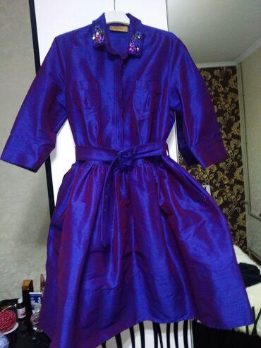 """вечерние платья 48 размера в Кыргызстан: Платье """"Татьянка""""  48 размер"""